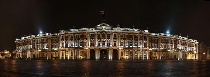 Hermitage_night