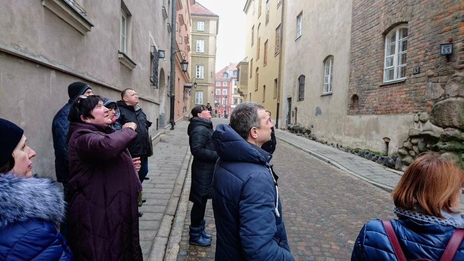 Gidė Stasė pasakoja apie Lenkija